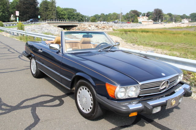 1989 Mercedes-Benz 500-Series 2dr Coupe 56