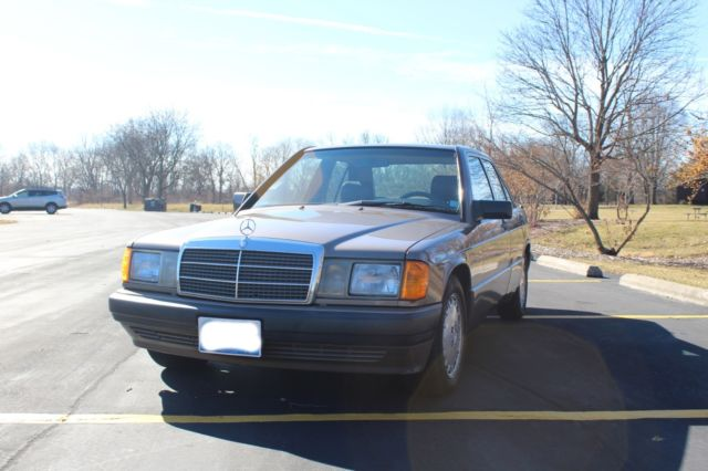1989 Mercedes-Benz 190-Series