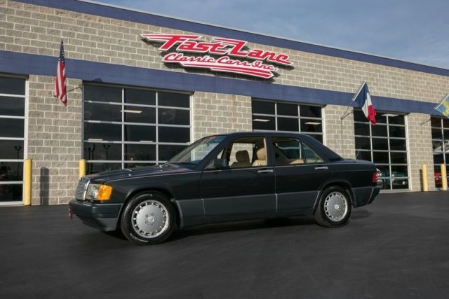 1989 Mercedes-Benz 190-Series Free Shipping Until January 1