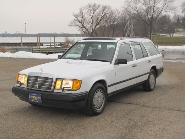 1989 Mercedes-Benz 300-Series 300TE