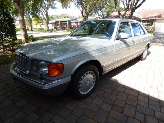 1989 Mercedes-Benz 400-Series DROP DEAD GORGEOUS