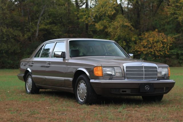 1989 Mercedes-Benz Other SEL