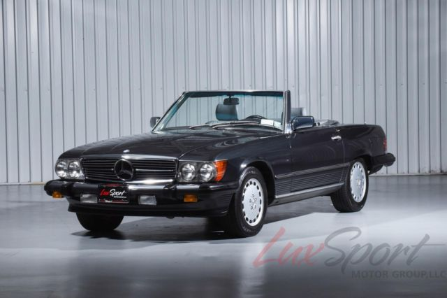 1989 Mercedes-Benz 500-Series 560 SL