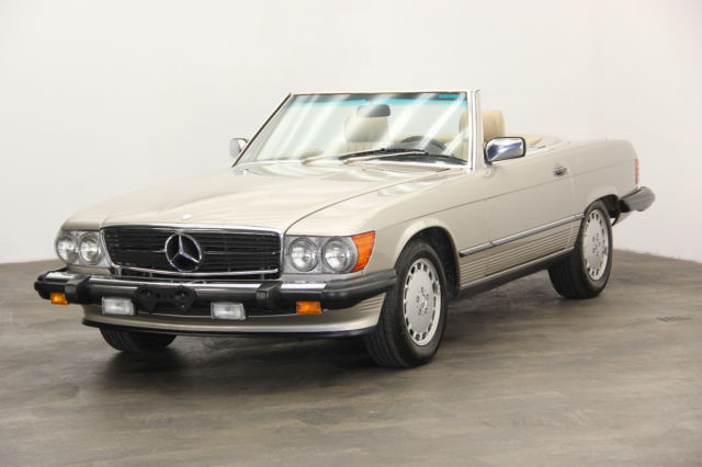 1989 Mercedes-Benz SL-Class 560SL - ONE OWNER
