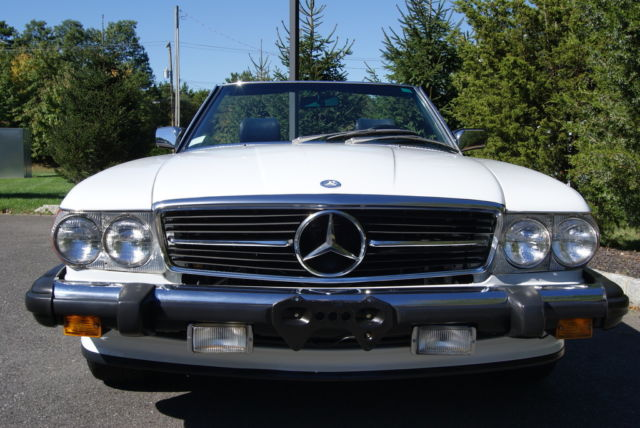 1989 Mercedes-Benz 500-Series SL