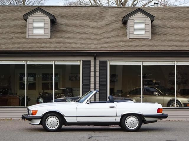 1989 Mercedes-Benz Other 560SL roadster