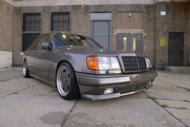 1989 Mercedes Benz AMG Hammer Pre Merge AMG for sale: photos
