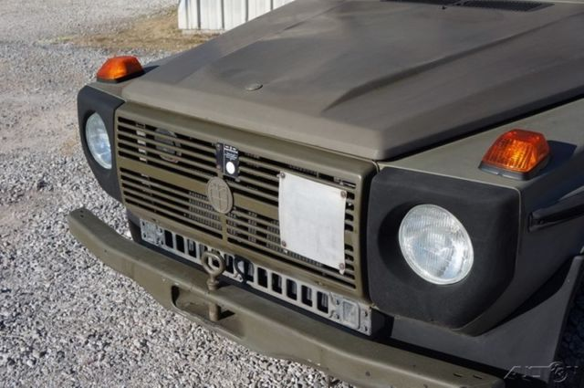 1989 mercedes puch g wagon 230ge for sale photos for Mercedes benz fayetteville ar