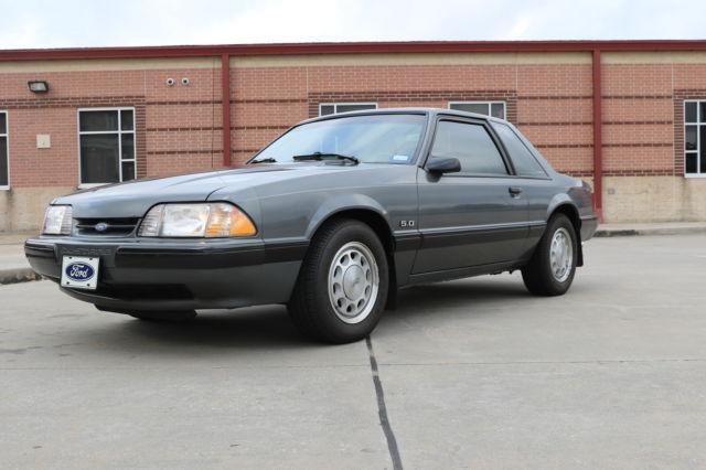 1989 Mustang Lx 5.0 Specs