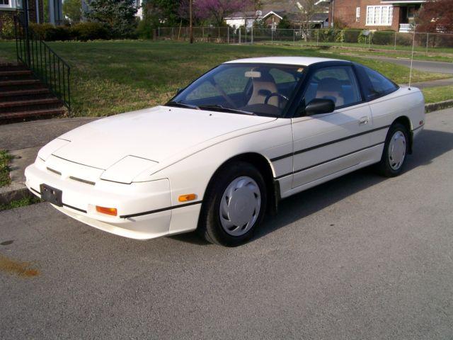 1989 Nissan 200SX Hatchback for sale: photos, technical ...