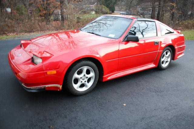 1989 Nissan 300ZX  T-tops 2-Door Coupe & 1989 Nissan 300ZX : T-tops 2-Door Coupe for sale: photos technical ...