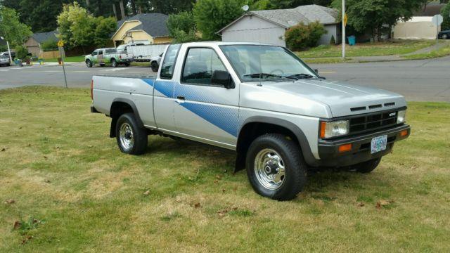 Nissan Portland Me >> 1989 nissan hardbody extra cab pickup z24 4x4 5sp 29 k act miles 1 family owend for sale: photos ...
