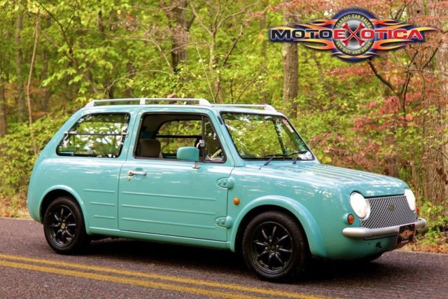 1989 Other Makes Nissan Pao