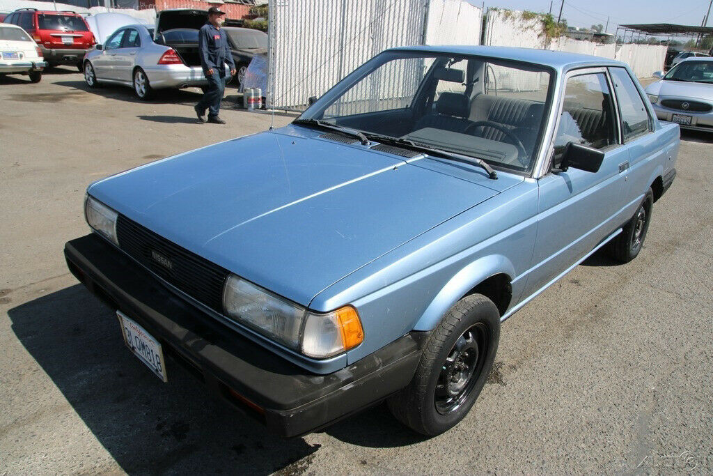 1989 Nissan Sentra Xe Coupe Manual 4 Cylinder No Reserve For Sale Photos Technical Specifications Description I bought my 1991 nissan sentra se coupe when it was brand new. 1989 nissan sentra xe coupe manual 4 cylinder no reserve for sale photos technical specifications description