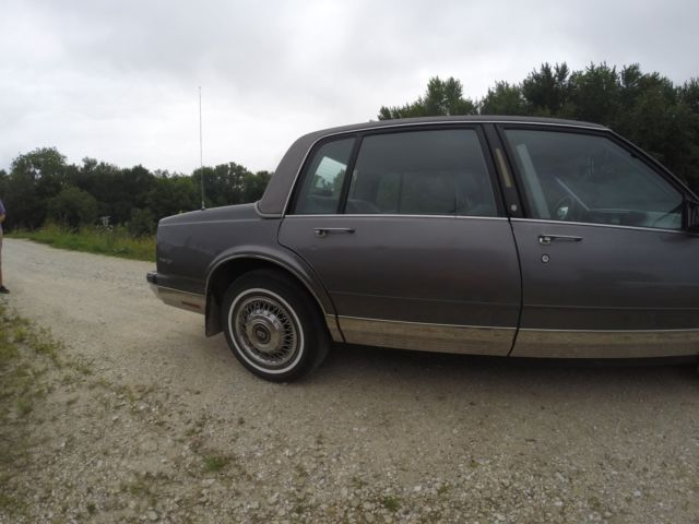 1989 Oldsmobile 98 Regency Brougham For Sale Photos
