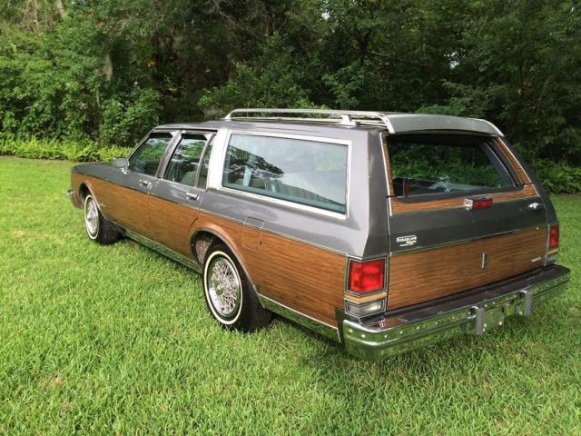 1989 oldsmobile custome cruiser wagon low mileage survivor buy car 1989 oldsmobile custome cruiser wagon low mileage survivor freerunsca Gallery
