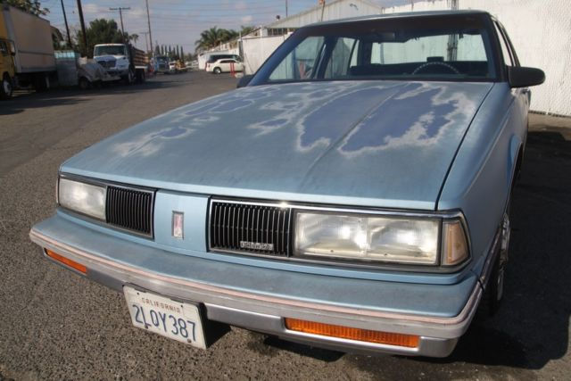 1989 Oldsmobile Eighty-Eight