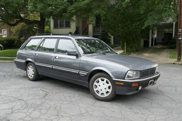 1989 peugeot 505 turbo sw8 one owner station wagon no reserve for sale photos technical. Black Bedroom Furniture Sets. Home Design Ideas