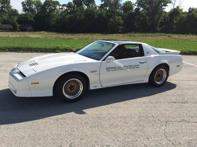 1989 Pontiac Firebird Trans Am GTA 2dr Hatchback