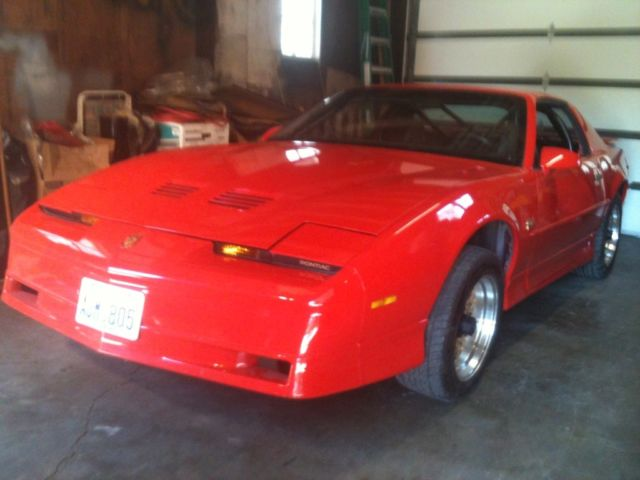 1989 Pontiac Trans Am Firebird
