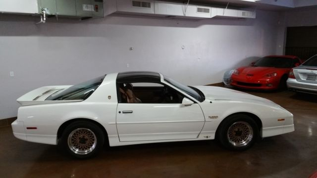 1989 Pontiac Trans Am Turbo Trans Am 20th Anniversary
