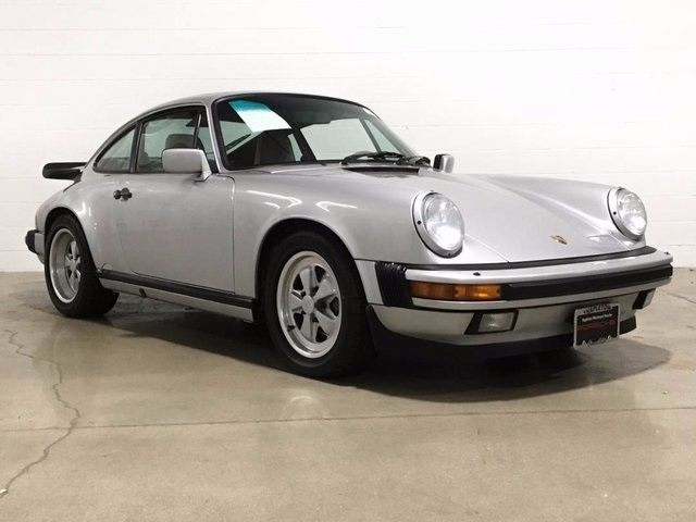 1989 Porsche 911 Carrera Coupe 2-Door