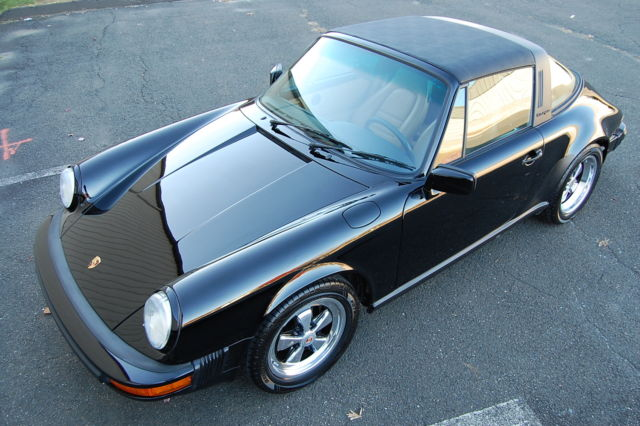 1989 Porsche 911 Targa 65k Miles 2 owner Very Nice Last of G50 cars