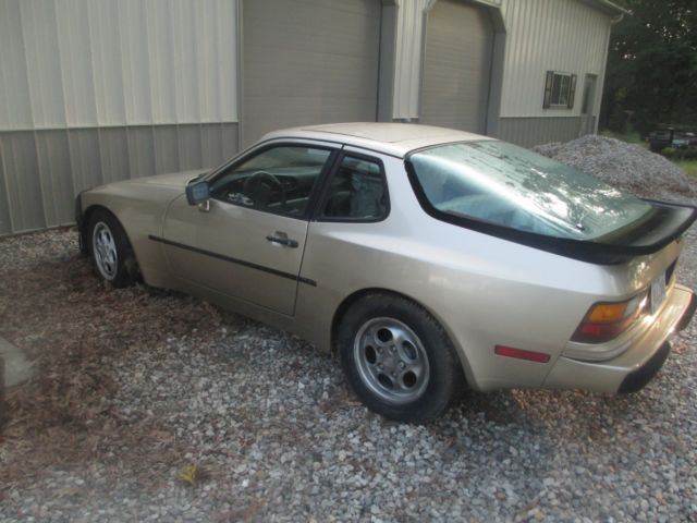 Porsche 944 Parts >> 1989 Porsche 944 Parts Car Transmission Bad For Sale