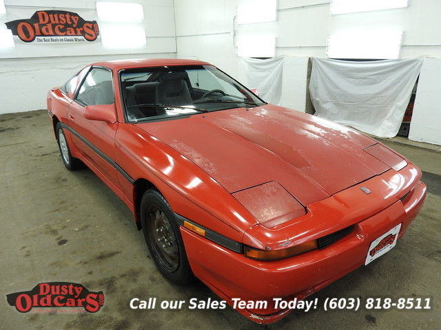 1989 Toyota Supra Fires Runs Needs Work Project Car 3.0L I6 Auto