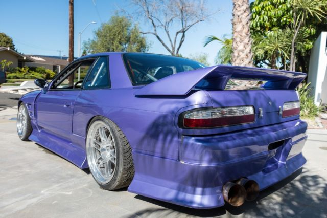 1989 s13 silvia drift car sr20det msports full race dmax fully built 400hp for sale. Black Bedroom Furniture Sets. Home Design Ideas