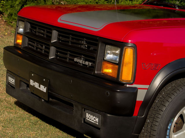 1989 Dodge Dakota SHELBY LIMITED EDITION