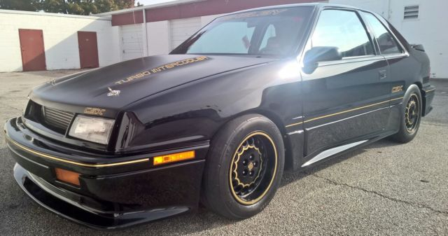 1989 Dodge Shadow shelby csx