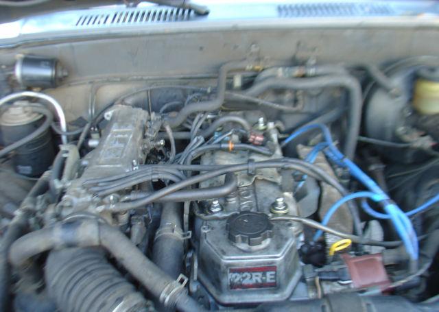 1989 Toyota 4Runner 2-Door 2.4L 22RE 1986 1987 1988 for ...