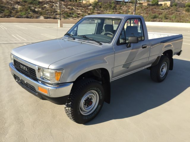 1989 Toyota Other 4X4 DELUXE