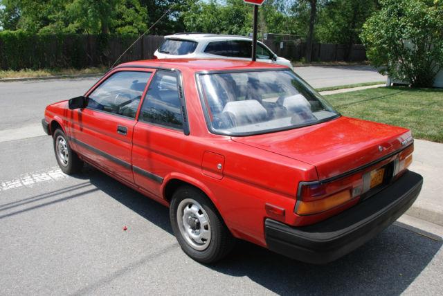 1989 toyota tercel dx sedan 2 door 15l for sale photos technical 1989 toyota tercel 1989 toyota tercel prevnext publicscrutiny Gallery