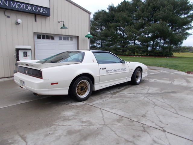 1989 Buick Gnx >> 1989 Turbo Trans Am Indy Pace Car 25th Anniversary for sale: photos, technical specifications ...