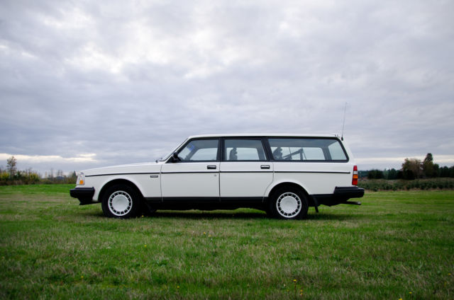 1989 volvo 240 wagon 88k original miles one owner for sale photos technical specifications. Black Bedroom Furniture Sets. Home Design Ideas
