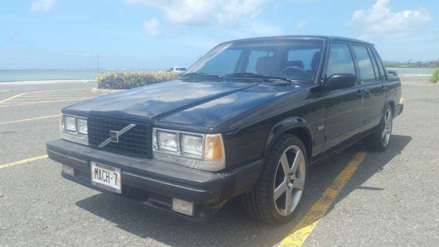 1989 Volvo 740 Turbo Intercooler 240 850 T5r Polestar