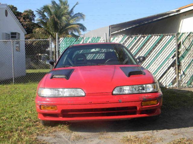 1990 Acura Integra LS Hatchback 3 Door 18L