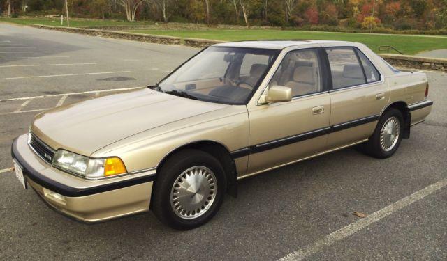 Acura Legend Door Sedan Speed Transmission Beige For Sale - 1990 acura legend transmission
