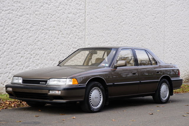 1990 Acura Legend V6 L NO RESERVE AUCTION SEE YouTube VIDEO