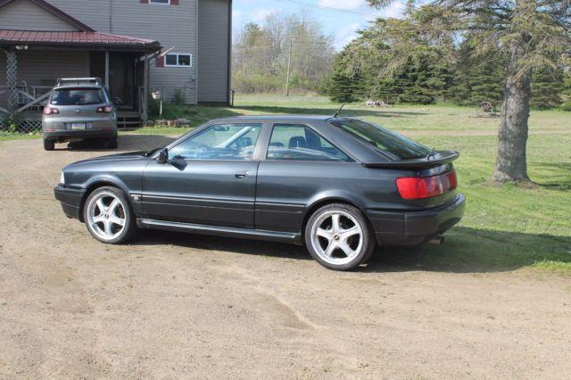 1990 Audi Coupe Quattro 20v 3b Turbo S2 For Sale Photos