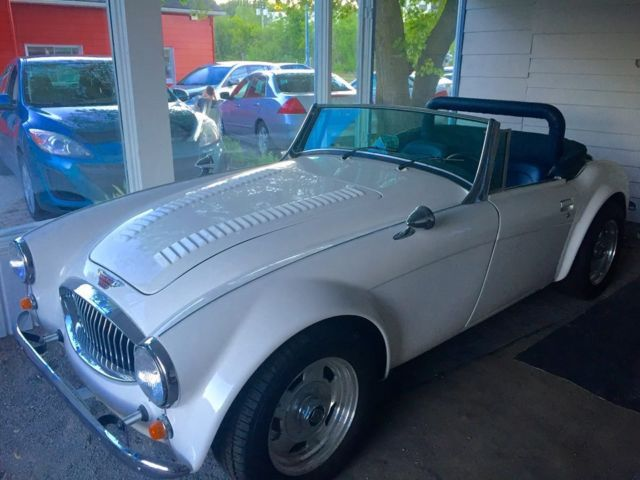 1990 Austin Healey 3000 coupe 2 doors convertible