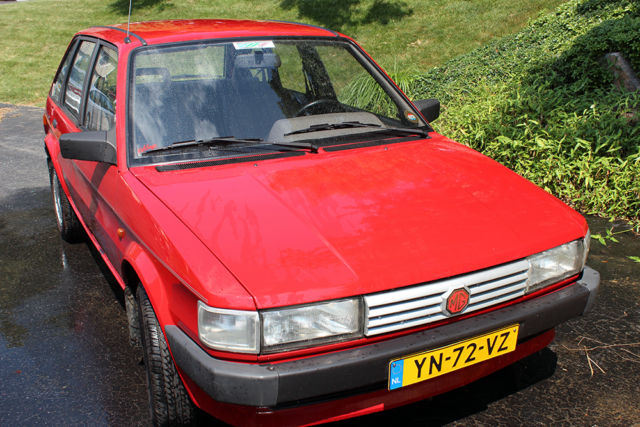 1990 Austin Maestro Special 1.3 Special MG style