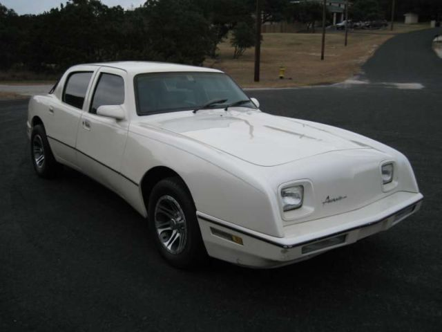1990 Other Makes AVANTI AVANTI SEDAN 4 DOOR