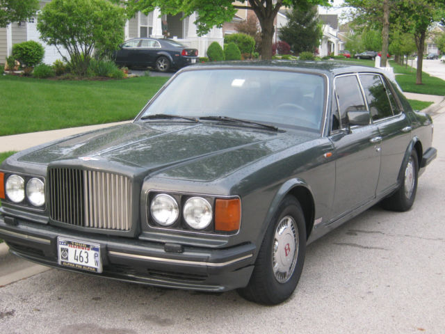 1990 Bentley Turbo R Turbo R