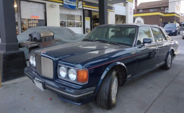 1990 Bentley Turbo R 4S
