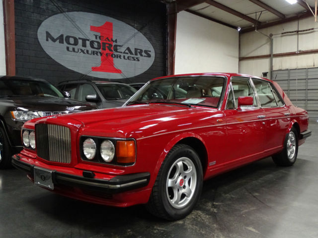 1990 Bentley Turbo R Base Sedan 4-Door