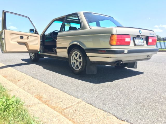 1990 BMW 3-Series Coupe
