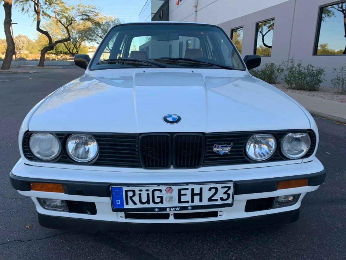 1990 Bmw 325i E30 Sedan With E39 M5 S62 4 9l V8 Engine Swap In Alpine White 2 For Sale Photos Technical Specifications Description